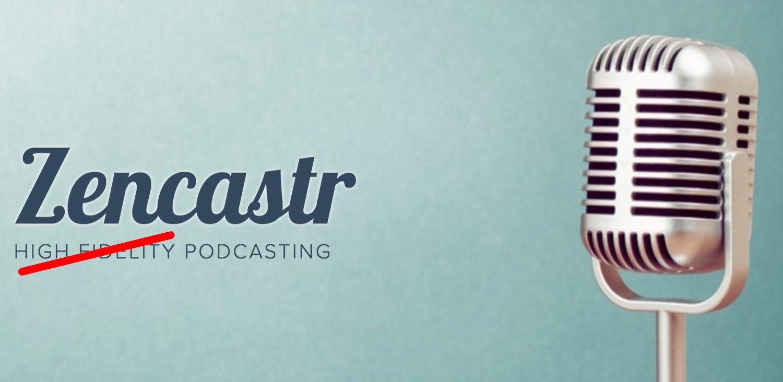 Zencastr : (not) high fidelity podcasting